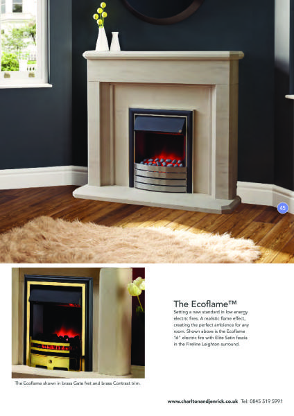 Charlton Amp Jenrick Fireplace