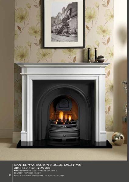 Warm Home Fireplace